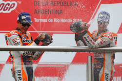 Марк Маркес, Repsol Honda Team, Дані Педроса, Repsol Honda Team