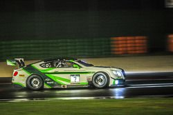 Bentley Continental GT3 команды Bentley Team M-Sport: Стивен Кейн, Винсан Абриль