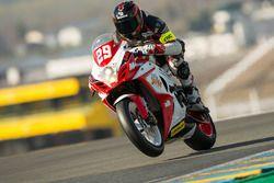 #29 Suzuki: Josue Dupuy, David Niviere, Marco Boue