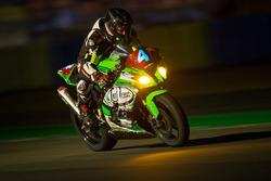 #4 Kawasaki: Julien Enjolras, Kevin Longearet, Dylan Buisson