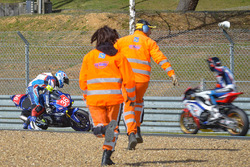 #36 Yamaha in trouble