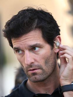 Mark Webber, pilote Porsche en WEC - présentateur pour Channel 4