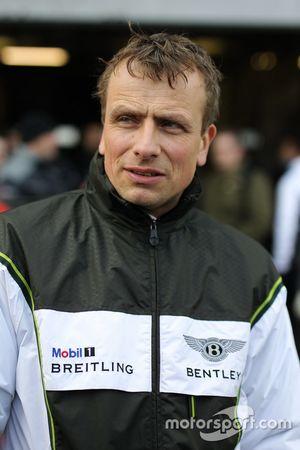 Christian Menzel, Bentley Team Abt, Bentley Continental GT3