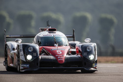 #5 Toyota Racing Toyota TS050 Hybrid: Ентоні Девідсон, Себастьян Буемі, Казукі Накадзіма, Алекс Вюрц