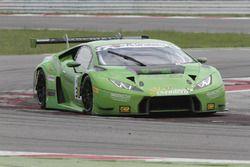 Pezzucchi-Venturini, Imperiale Racing, Lamborghini Huracan SGT3 #32