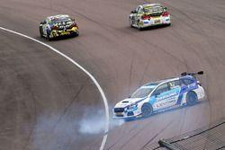 Colin Turkington, Silverline Subaru BMR Racing spins