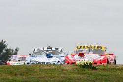 Juan Manuel Silva, Catalan Magni Motorsport Ford, Laureano Campanera, Donto Racing Chevrolet, Juan P