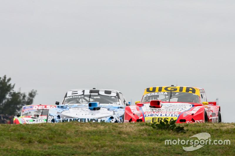 Juan Manuel Silva, Catalan Magni Motorsport Ford, Laureano Campanera, Donto Racing Chevrolet, Juan Pablo Gianini, JPG Racing Ford