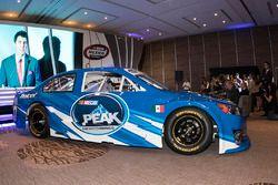 Coche de NASCAR Peak México Series