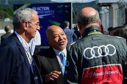 Yojiro Terada, ambassadeur de l'ACO