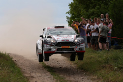 Katejan Kajetanowicz, Jaroslaw Baran, Ford Fiesta R5