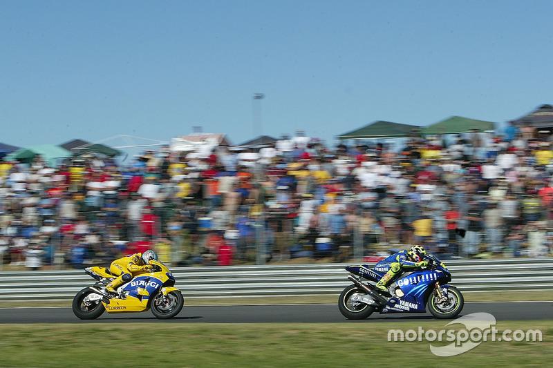 34. Gran Premio de Sudáfrica 2004
