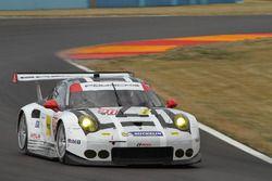 #911 Porsche Team North America Porsche 911 RSR: Nick Tandy, Patrick Pilet
