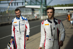 Sergey Sirotkin, ART Grand Prix and Artem Markelov, RUSSIAN TIME