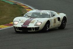 #94 Ford GT40 (1965): Nikolaus Ditting, Philipp Schmitz-Morkramer