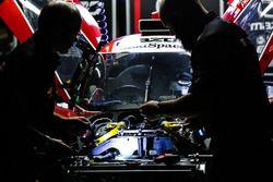 Mazda Motorsports mechanics