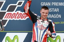 Podium: Sieger Sam Lowes, Federal Oil Gresini Moto2