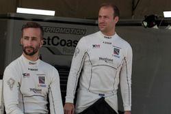 Mikhail Grachev, Honda Civic TCR , WestCoast Racing e Kevin Gleason, Honda Civic TCR, West Coast Rac