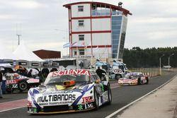 Santiago Mangoni, Laboritto Jrs Torino, Facundo Ardusso, JP Racing Dodge