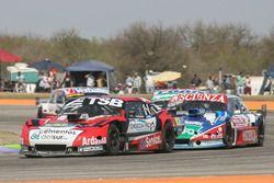 Jose Manuel Urcera, Las Toscas Racing Chevrolet, Matias Jalaf, CAR Racing Torino