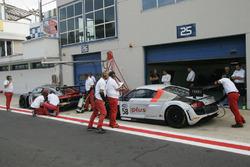 Box Audi Sport Team Italia