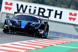 #7 SF Racing Ferrari 488 GT3: Fu Songyang, Andrea Caldarelli