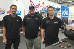 Jason McCulloch, Jon Schaffer and Nick Casertano