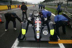 Davide Uboldi, Ligier JS Evo 2 E CN2 #8, Eurointernational sulla griglia di partenza di Gara 1