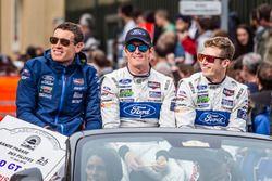 #69 Ford Chip Ganassi Racing Ford GT: Richard Westbrook, Ryan Briscoe, Scott Dixon