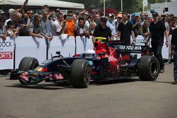 Torro Rosso STR03 - Adrian Newey