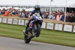 Alex Lowes auf der Yamaha YZF-R1