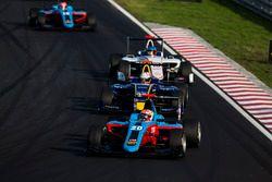 Arjun Maini, Jenzer Motorsport y Kevin Joerg, DAMS