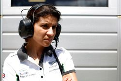 Lena Gade, Engineer Bentley Motorsport