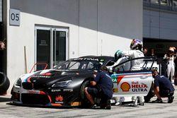 #20 Schubert Motorsport, BMW M6 GT3: Jesse Krohn, Antonio Felix da Costa
