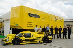 SPV Racing grup fotoğrafı