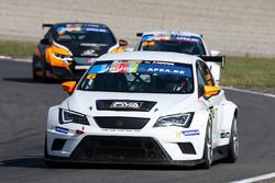 Mathieu Detry, SEAT Leon TCR