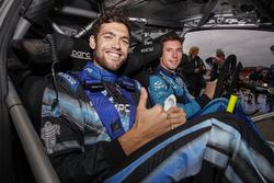 Eric Camilli, M-Sport Ford Fiesta WRC mit Matthew Gotrel, Britischer Ruderer