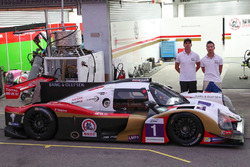 David Cheng, James Winslow, Jackie Chan DC Racing Ligier JSP3