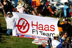 Haas F1 Team fans