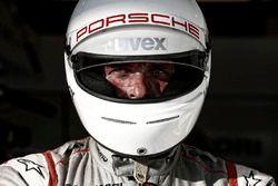 Membre de l'équipe Porsche Team