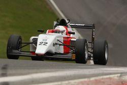 Akhil Rabindra, Lanan Racing