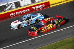 Joey Gase, Chevrolet, Ryan Sieg, RSS Racing Chevrolet