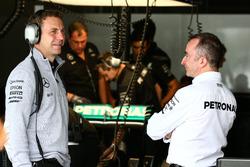 Paddy Lowe, Mercedes AMG F1 Director Ejecutivo