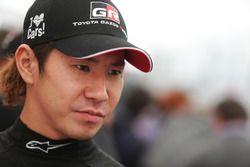 Камуи Кобаяши, Toyota Racing