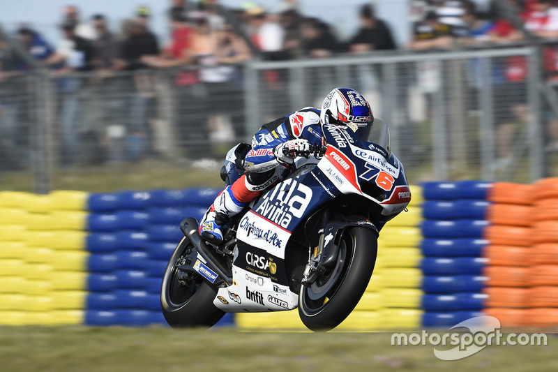 "<img src=""http://cdn-1.motorsport.com/static/custom/car-thumbs/MOTOGP_2016/numbers/76.png""> Loris Baz (Avintia Racing)"