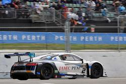 #2 JAMEC PEM Audi R8 LMS: Stephen McLaughlan