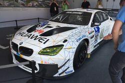 #100 Schubert Motorsport, BMW M6 GT3 for 24 Hours of Nテシrburgring