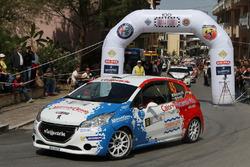 Andrea Mazzocchi, Matteo Nobili, Peugeot 208VTI R R2B