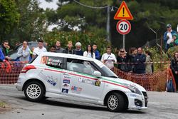 Jacopo Lucarelli, Alessio Ferrari, Suzuki Swift R R1B