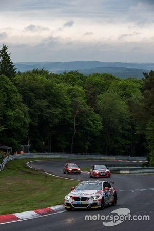 #302 Pixum Team Adrenalin Motorsport, BMW M235i Racing Cup: Bogdan Capusan, Ernst Thriene, Richard Moers, Ralph-Peter Rink